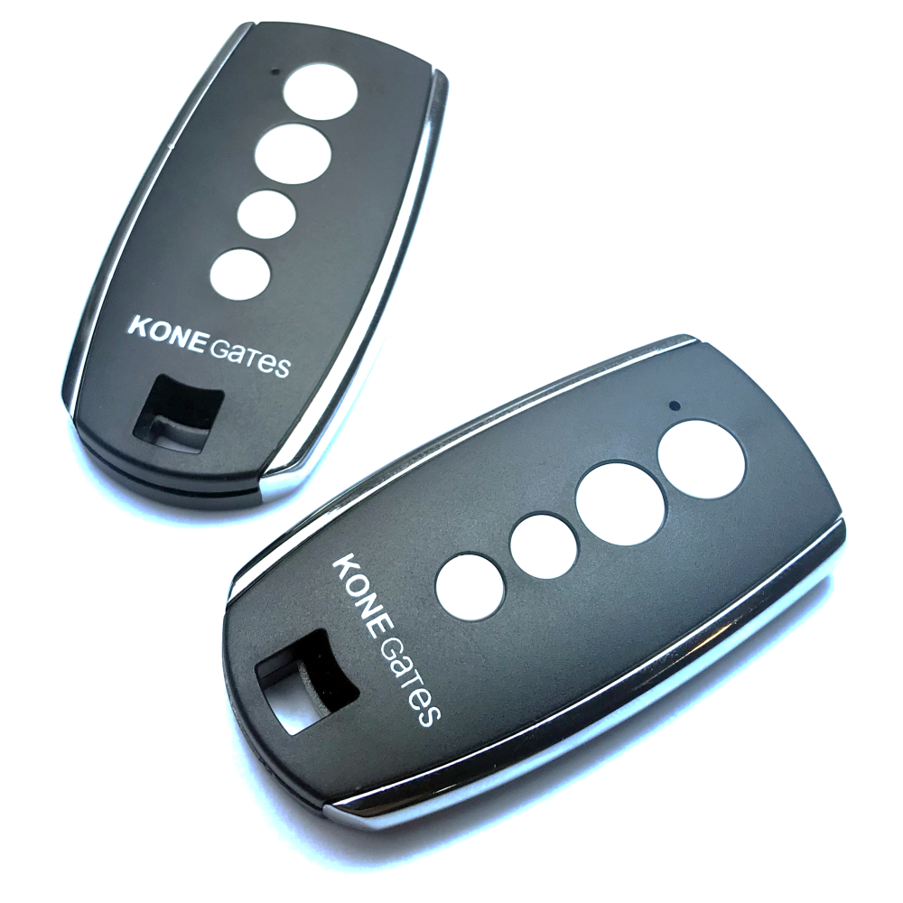 kone gates gold remote
